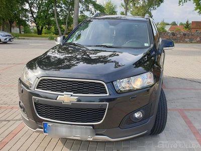 używany Chevrolet Captiva CAPTIVA 2.2 TD 184 KONIE 4X42.2 TD 184 KONIE 4X4