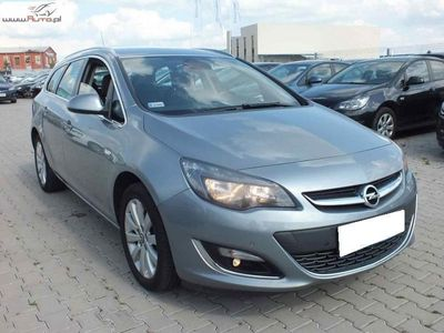 gebraucht Opel Astra Astra 1.7dm3 131KM 2014r. 126 255kmIV Sports Tourer, 131 KM, FV 23%, Gwarancja!!