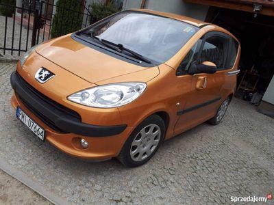używany Peugeot 1007 2005 1.4 diesel
