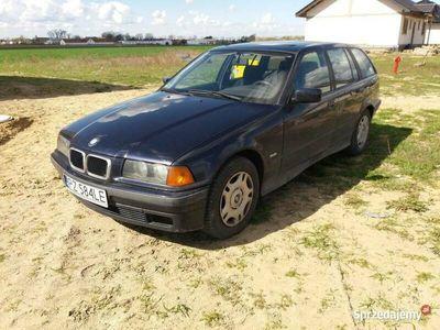 używany BMW 316 e36turing