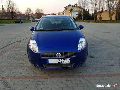 używany Fiat Grande Punto 1,4 8v Gaz LPG 5 drzwi klima serwisowany