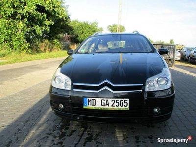 używany Citroën C5 2,0 B KLIMA EXCLUSIVE Stan b.dobry opłacony przyg.do rej II (2004-2008)