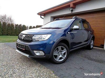 używany Dacia Sandero Stepway 0.9dm 90KM 2019r. 6 000km