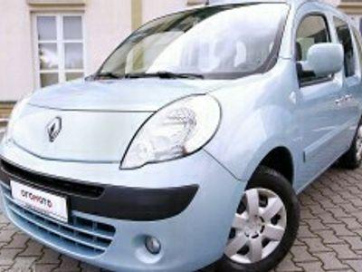 używany Renault Kangoo II 1.5Dci 90KM/Klima/Tempomat/Bezwyp/Serwisowany/1 Ręka/GWARANCJA TECH/
