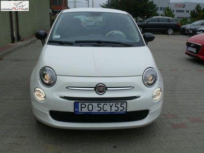 używany Fiat 500 1.2dm3 69KM 2017r. 21 303km PO5CY55 Gwarantowany przebieg !