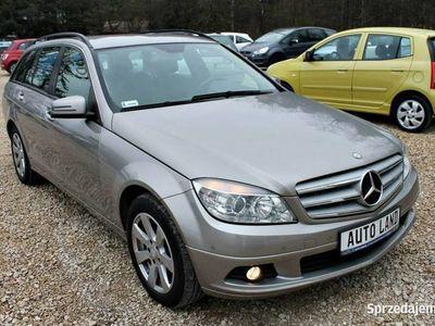 używany Mercedes C220 W204 2.2 170KM