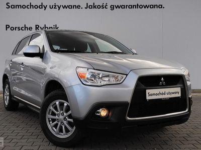 używany Mitsubishi ASX 1.6 MIVEC, 116KM, Czujniki parkowania, ACC, Multifunkcja, FV MARŻA, Rybnik