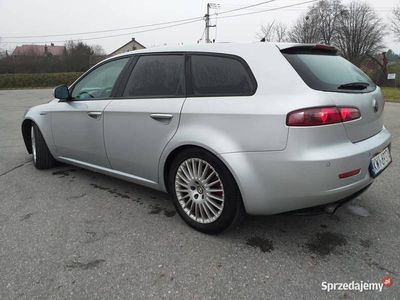 używany Alfa Romeo 159 diesel