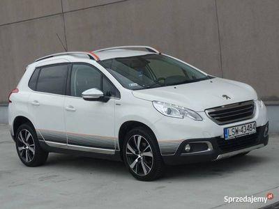 używany Peugeot 2008 1.6 eHDi 92KM URBAN CROSS/Klimatronic/Navi/Półskóry/Gwar.Przebiegu/L