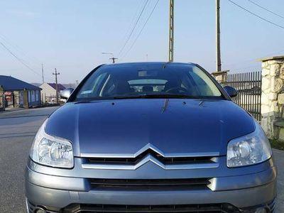 używany Citroën C4 Coupe 1.6 benzyna, krajowy