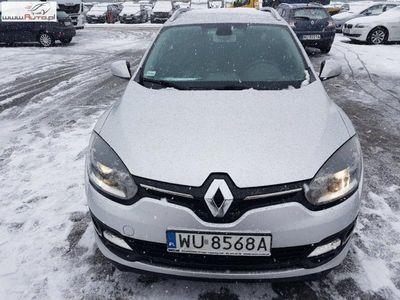 gebraucht Renault Mégane 1.5dm3 110KM 2015r. 158 436km ABS