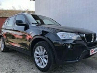 używany BMW X3 I (F25) xDrive