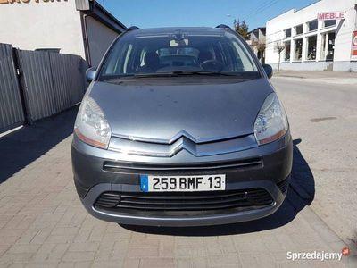 używany Citroën Grand C4 Picasso opłacony 7 osobowy