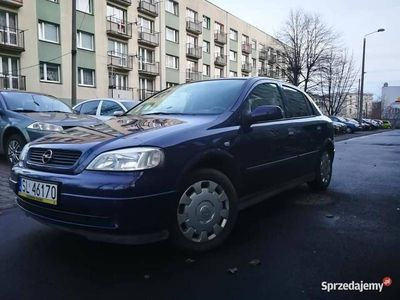 używany Opel Astra 2008 1.4 pierwszy właściciel LPG