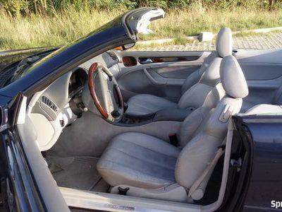 używany Mercedes 200 cklkabrio