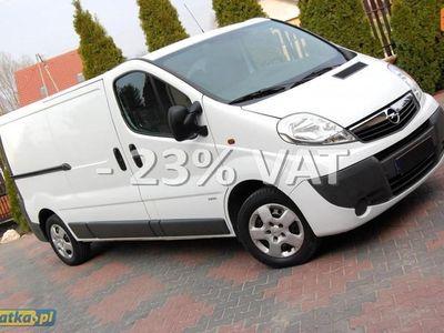 używany Opel Vivaro L2H1 - LONG - KLIMA 2.0 VAT-23