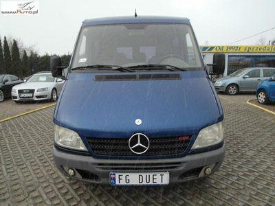 brugt Mercedes Sprinter 2.1dm3 129KM 2004r. 410 000km