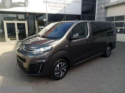 używany Citroën Spacetourer 2dm 150KM 2019r. 2km