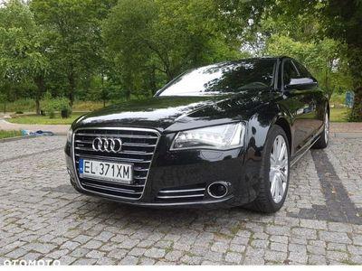 używany Audi A8 D4