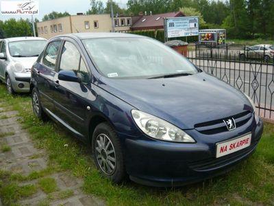 używany Peugeot 307 2dm3 90KM 2005r. 138 000km HDI ABS ręczna klima.