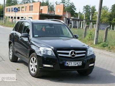 używany Mercedes 220 Klasa GLK X2042,2CDi 170KM_ 4-Matic SALON POLSKA z Gwarancją_