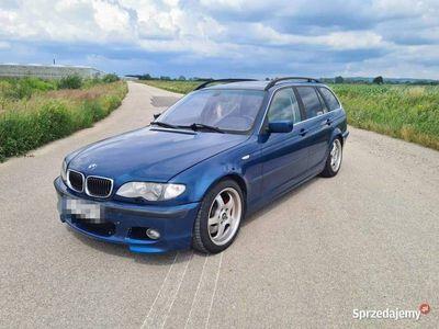 używany BMW 330 3 E46 lci Lift 3.0i 231km i m pakiet drift daily gruz