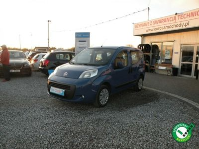 używany Fiat Qubo 1.3dm 75KM 2015r. 124 000km