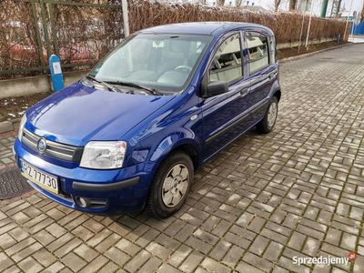 używany Fiat Panda 2007 od 1 wlasciciela