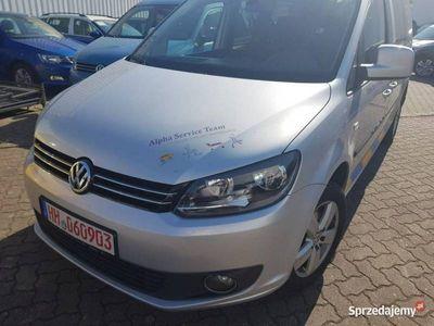 używany VW Caddy Maxi 1.6dm 105KM 2014r. 264 100km