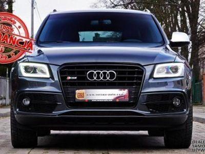 używany Audi SQ5 Q5 3.0 TDI Quattro S-Tronic S-Sline Pakiet- Gwarancja Raty Zamiana 8R (2008-)