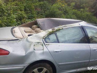 używany Peugeot 607