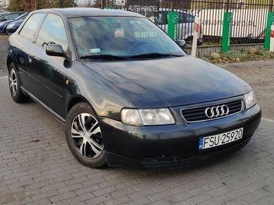 używany Audi A3 1,6SR 101PS 1997r.