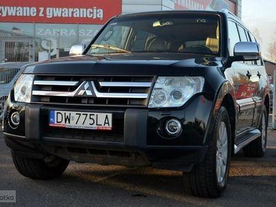 używany Mitsubishi Pajero 3.2dm 170KM 2007r. 227 000km
