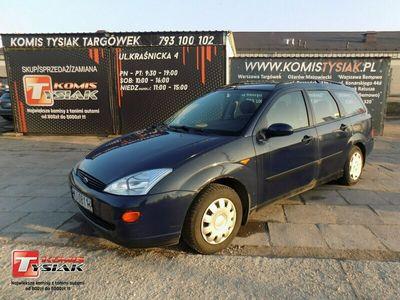 używany Ford Focus !!!Targówek!!! 1.6 Benzyna, 2001 rok produkcji! KOMIS TYSIAK Mk1 (1998-2004)