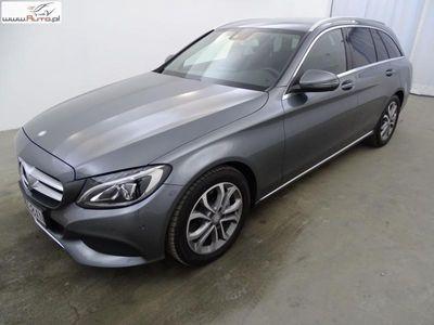 used Mercedes C200 2dm3 184KM 2016r. 61 692km 2,0 7G-TRONIC ! Salon Polska ! ASO !
