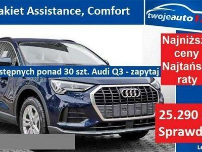 używany Audi Q3 II Sportback 35 TDI S tronic, Pakiet Komfort, Technology