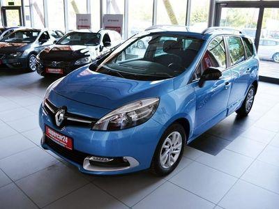 używany Renault Grand Scénic 1.2dm 130KM 2016r. 80 000km