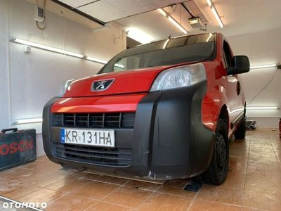 używany Peugeot Bipper