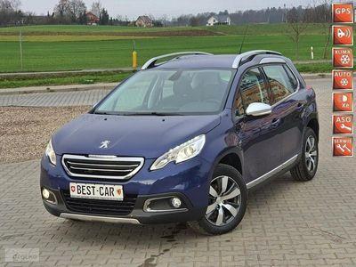 używany Peugeot 2008 1.2dm 110KM 2015r. 92 000km