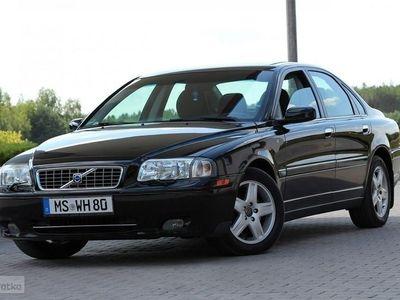 używany Volvo S80 I 170KM Klimatronik Alu Pdc Tempomat Podgrz.fotele Chromy Niemcy