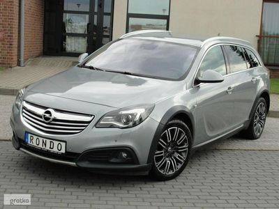 brugt Opel Insignia Country Tourer Country 195KM 4x4 Cross Xenon Led Navi Kamera Skóra Serwis
