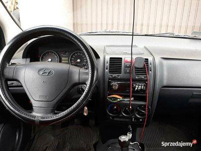 używany Hyundai Getz 2004r benzyna
