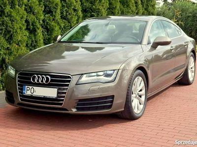 używany Audi A7 3dm 245KM 2011r. 170 000km