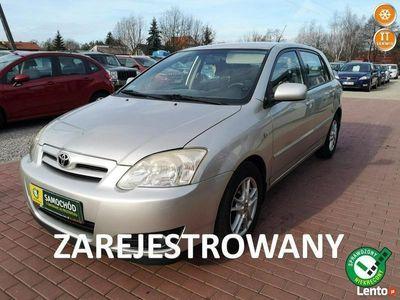 używany Toyota Corolla IX Zarejestrowana, Gwarancja, Sade Budy