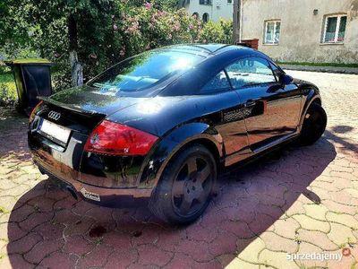 używany Audi TT Quattro 260KM MK1 2000r. 1.8T S-line 8N