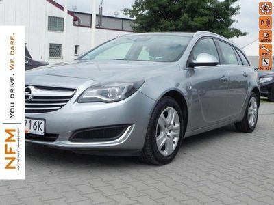 używany Opel Insignia 2dm 130KM 2014r. 202 190km