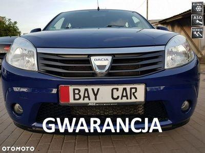 używany Dacia Sandero 1.6dm 87KM 2008r. 122 909km