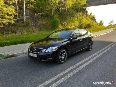 używany Lexus GS300