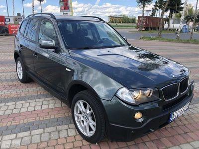używany BMW X3 I (E83) 2.0d
