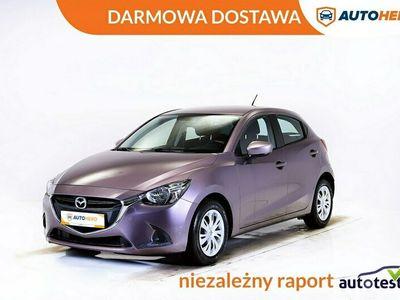 używany Mazda 2 DARMOWA DOSTAWA PDC, Podg.fotele, Klima, Serwis ASO, 1wł III (2015-)